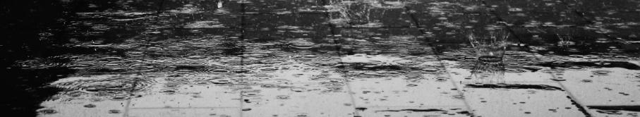Flachtank Regenwasser